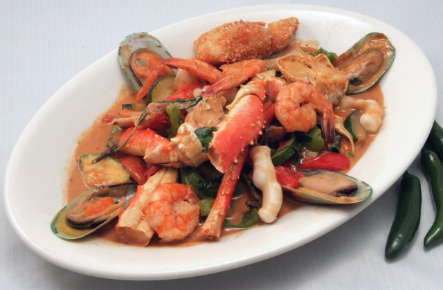 S5 Spicy Seafood Combination
